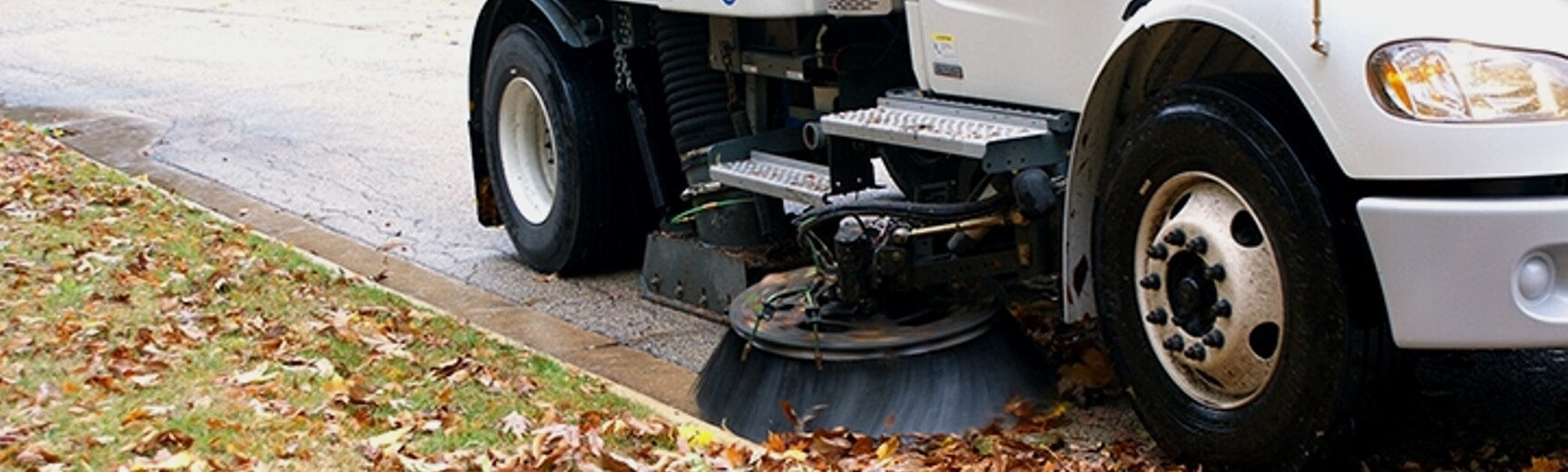 SuperSweep.ca (Super Sweep Street Cleaning Inc.) Vancouver Equipment
